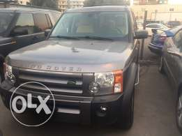Land Rover Lr3 gray 2008