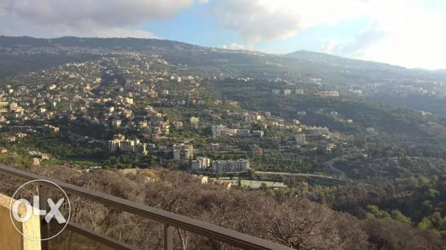 Appartement for sale in baabda ( betchay) with Panoramic view