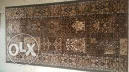5 new pieces Carpet