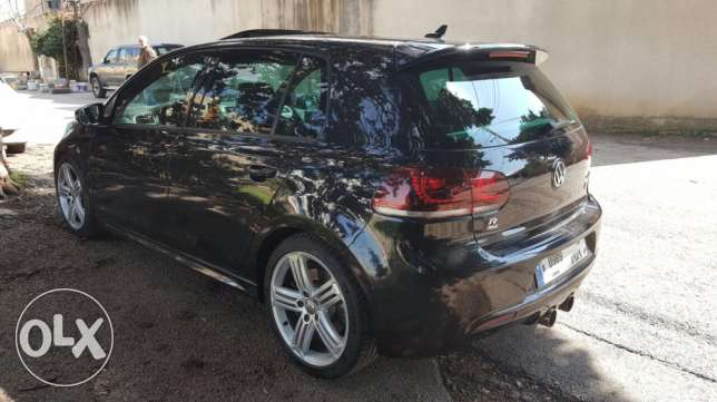GOLF R 2011 showroom condition kettaneh source
