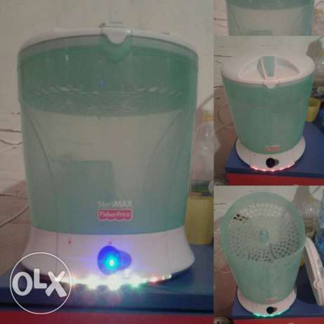 Sterilizer steamer