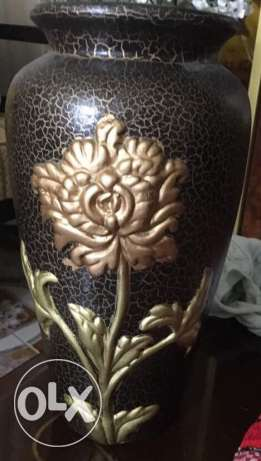 Vintage Vase and decorative pcs