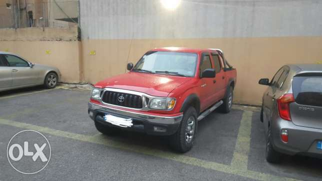 Tacoma 2004 double Cab 4×4 very clean