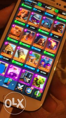 clash royal account الشوف -  3
