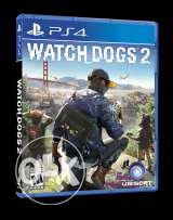Watch Dogs 2 PS4 Brand New Sealed (makhtoume)