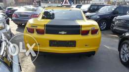 Camaro SS 2010 like new