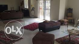 Furnished apartment for rent in Ain Saadeh, Ain Najem