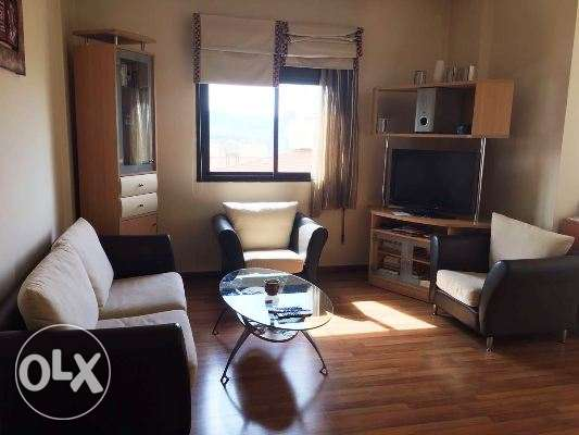 135 sqm Furnished Apartment for rent in Mansourieh 850$ per month