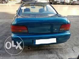 Subaru full automatic and good condition