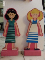 Magnetic Dress-up Dolls from Melissa & Doug