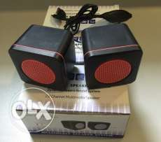 Multimedia Speakers for PC / Phone