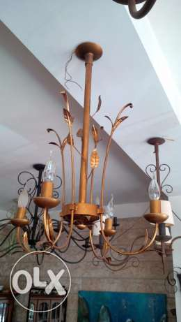 lustre antique