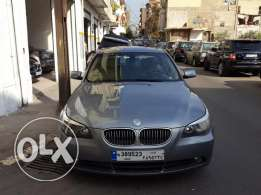 BMW 530 Year:2004 European Specs Company Source As New 1 Owner