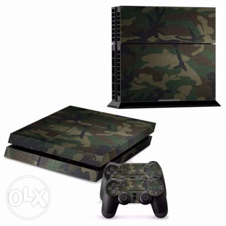skin for ps4