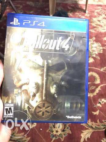 ps4 game. fallout 4