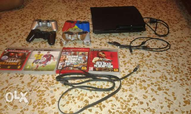 Ps3 w ps2 for sale الشياح -  1