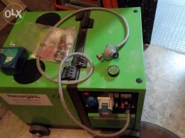 gas generator Newgas generator 5kva never been used