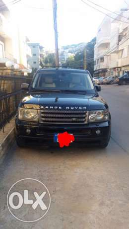 range rover super charged very clean 2006