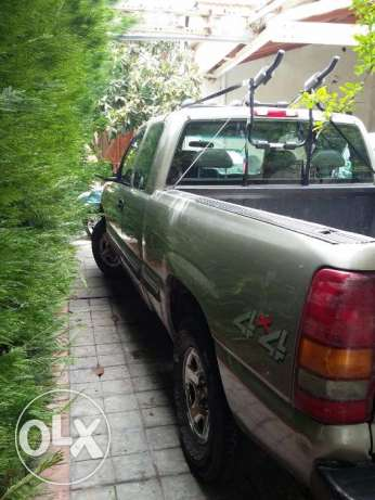 Chevrolet Silverado 1999 - 4x4 - Very Clean Mechanique - 4.8 L - V8 البترون -  4