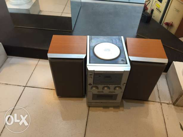 small stereo