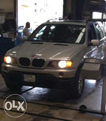 X5 3.0L full option الشوف -  1