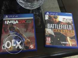 NBA 2K15 and Battlefield