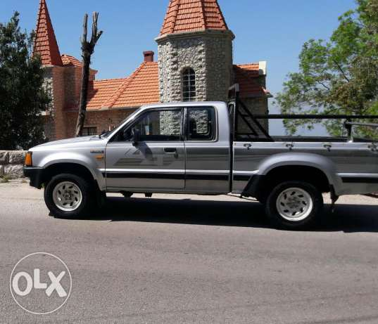 4×4 2araba3 ma23ed sharke