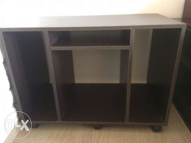 tv & dvd table