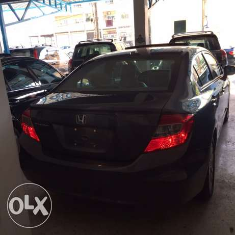 honda civic EXL model 2012 jeld w fat7a w jnota صرفند -  3