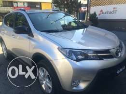 Toyota rav 4 2013 full option