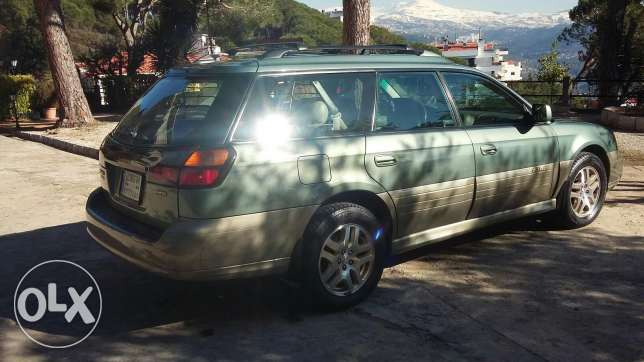 Outback 2003 limited