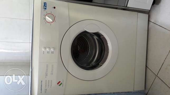 Dryer campomatic used 5 times