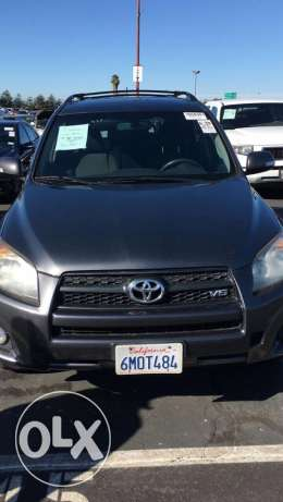 Toyota Rav 4 Gris Antracide 2010 for sale