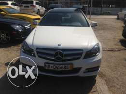 29800$ c180 cgi coupe 2013 imported new from Garmany full option 50 km