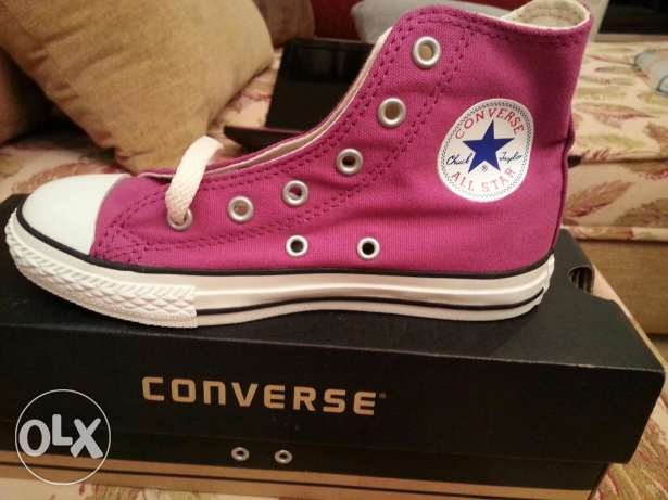 Kids shoes / Converse صنايع -  1