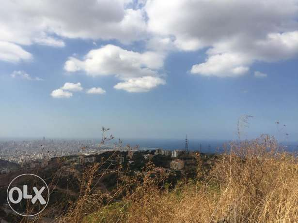 Land in Bsalim for sale المتن -  1