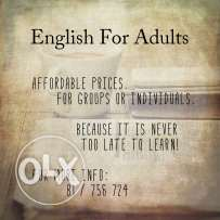English Learners . . .