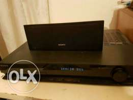Sony Sound System with a Bluetooth Receiver