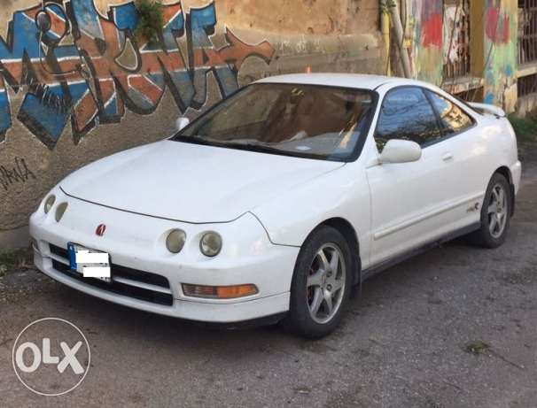 Honda / Acura Integra LS 2 door