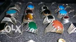 Original 925 Silver achat Stones fayroz gad 3a2e2 from germany