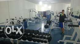 tejhizet gym lal be3