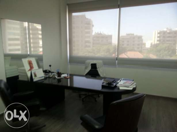 Horsh Tabet Office115m One month FREE for Rent سن الفيل -  1