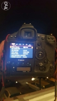 canon 1DX in very good condition