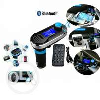 Vodool bluetooth car fm transmitter