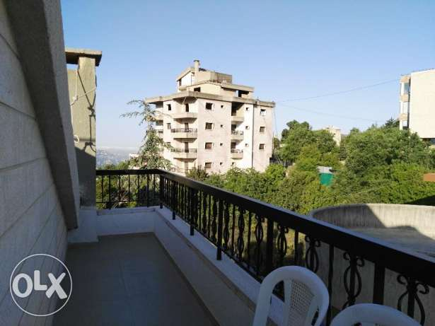 Apartment 50 sqm for rent Ballouneh