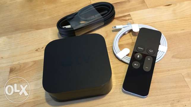 apple tv box (4th generation ) 64 GB new
