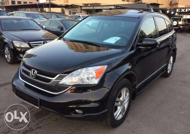 2010 Honda CRV EX Clean Carfax Excellent condition Low mileage !