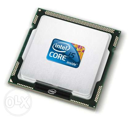 مطلوب cpu i5 2nd or 3rd generation