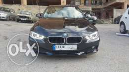 BMW 320/2012 مصدر و صيانة الشركه full option with Sunroof/sensors/Came