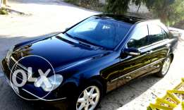 Mercedes 320 c 2003 for sale